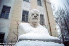 Бюст В.И.Ленина