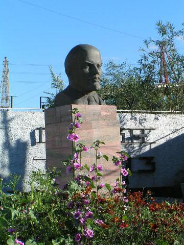 Фотогалерея: фотографии памятников Ленину - Галерея памятников